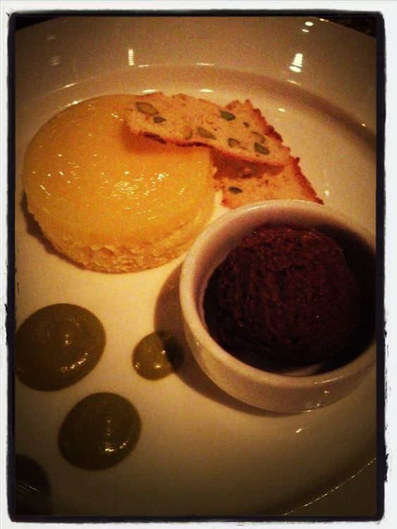 Dessert at Colicchio & Sons by Reiko