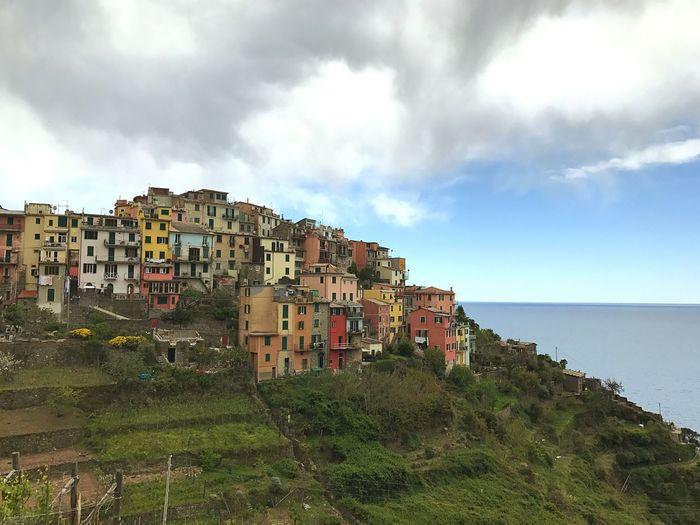 Arriving at Corniglia Italy❤️ Cinque Terre Corniglia Traveling
