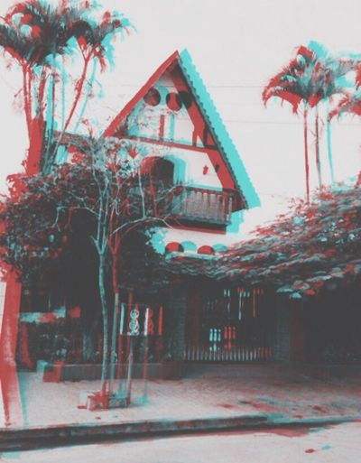 Monster house! Hello World