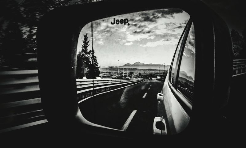 Behind Stefanopagliucaphotography Street Jeep Jeep Life Jeeps Jeep Life ❤ Abruzzo Behind Behindthescenes Behind The Scenes Landscape Landscapes Gransasso