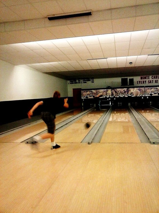 Indoors  Lifestyles Man Made Object Bowling Alley Bowling Leisure Activity Fun Activities Bowling! Action Shot  Movement Action Motion People And Places Eyeem Marketplace