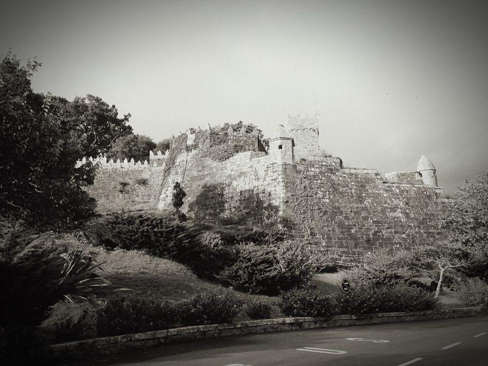 SPAIN Fortress Blackandwhite
