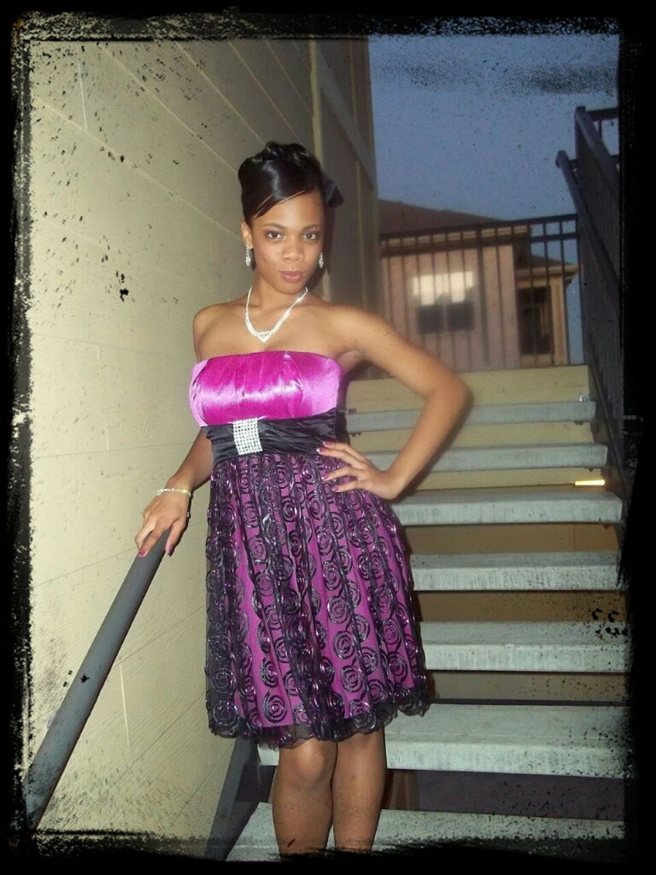 10th Grade Year At Homecoming