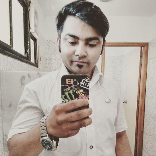 Selfiee With New Moto G 2nd Gen Instaclick Instapic Instagood Instadaily New Look Clean Shave Decent Me