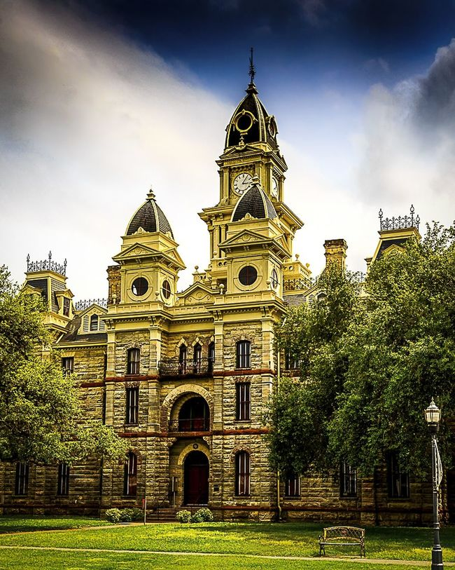 Architecture Historical Building Building Texashillcountry