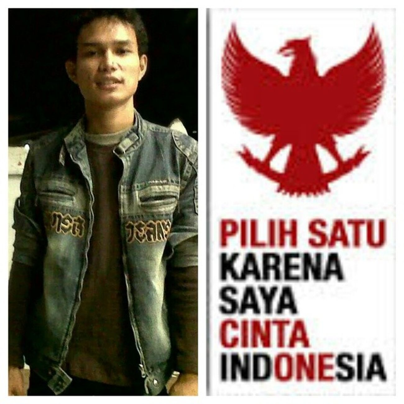 One for indONEsia..Instalike Instaphoto INDONESIA Prabowo
