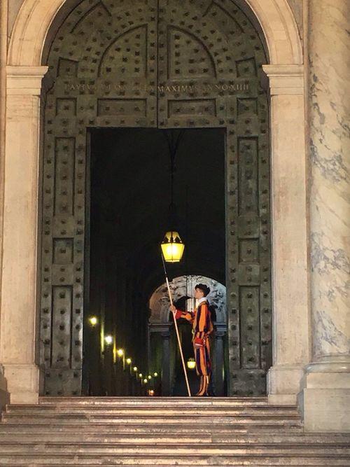 Vaticano Vatican City Rome Rome Italy Swiss Guard History Historical Building