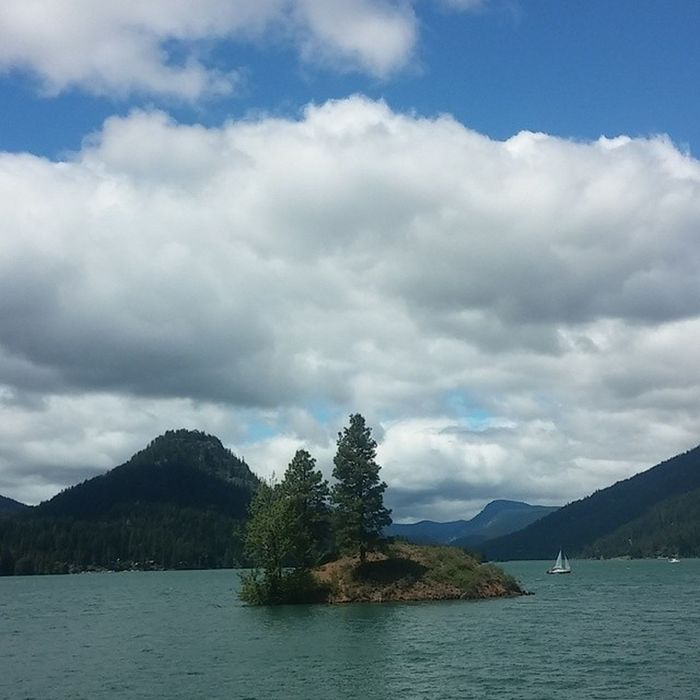 Rimrock Lake Campvibes Adventure Nature Landscape