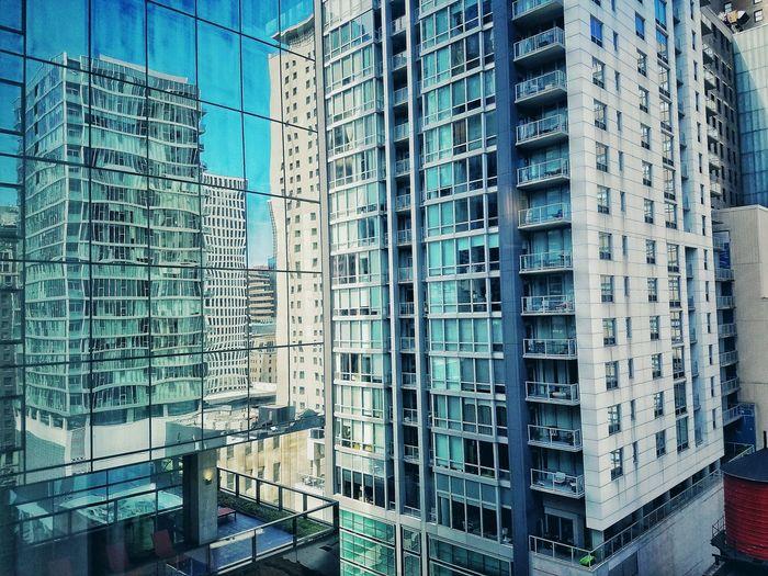 Chicago Scout Landmarkbuildings Architecture Condo Balcony View Chicago Architecture
