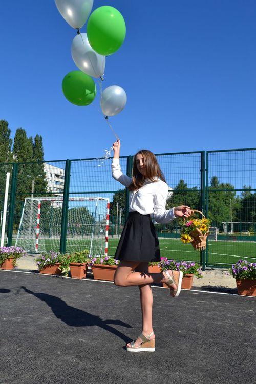 Тащусь от этой фотки 👸 School School Time  SchoolGirl Morning Taking Photos 1 September Kharkivgram Kharkiv_girls