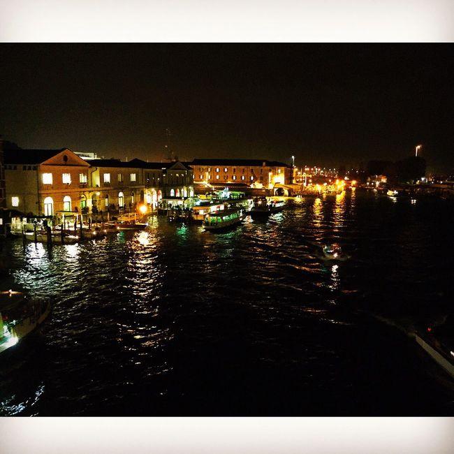 Venice by Night Lights Night Lights