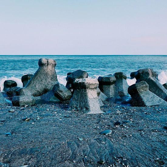 浪很大🌊🌊🌊。 Sea Being A Beach Bum Seaside 濱海公園 Taitung
