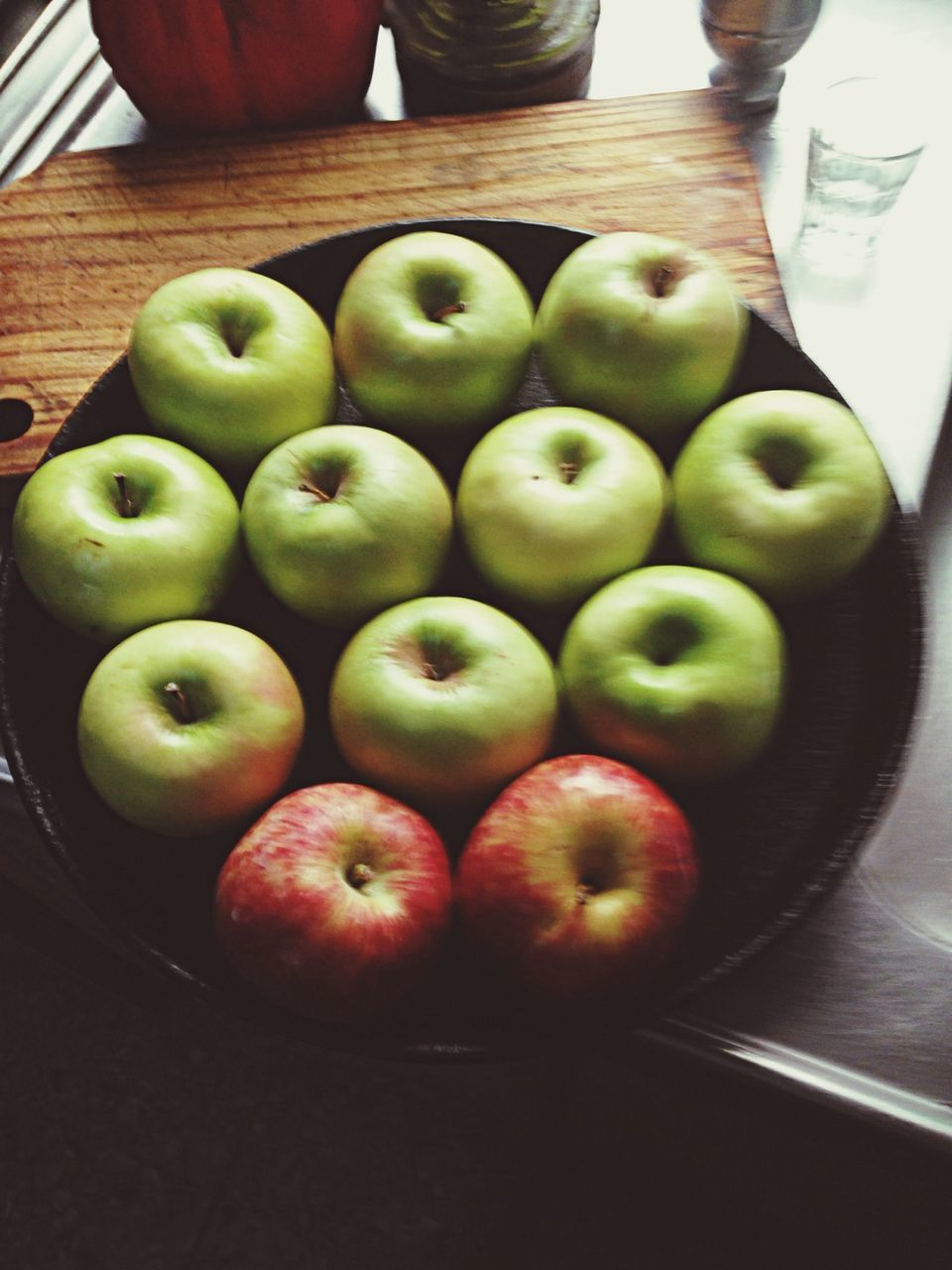 food and drink, food, freshness, fruit, indoors, healthy eating, human hand, day, close-up, one person, people