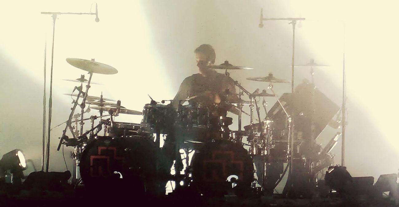 Rammstein Drummer Christophschneider Waldbühne Berlin Keinelust Music Drums Elite