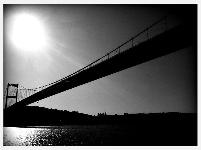staring at FSM Bridge-Bosphorus Staring