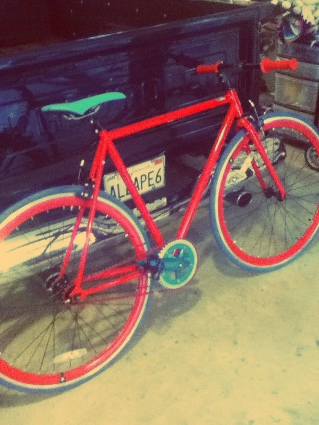 I Want My Brother's Fixie
