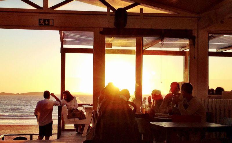 Sunset Silhouettes Elegance Everywhere The Moment - 2015 EyeEm Awards