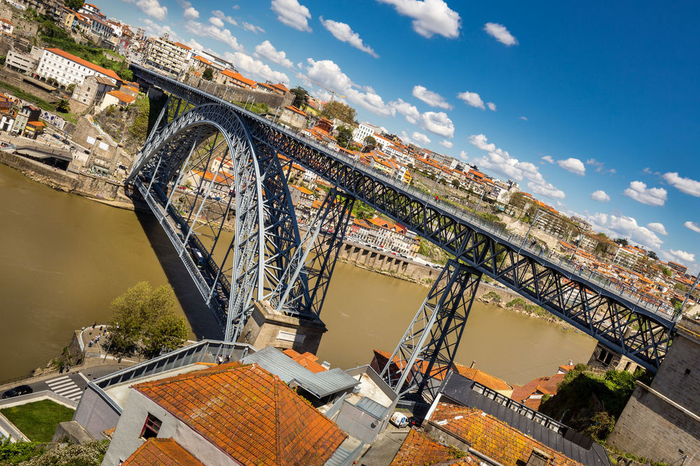 Dom Luís I Bridge Architecture Architecture Bridge Bridge - Man Made Structure City City Life Cityscape Cityscapes Crossing Dom Luis 1 Douro  Engineering Outdoors Panorama Porto Portugal Portwine River Steel Steel Bridge Summer Tourism Travel Destinations Travel Photography