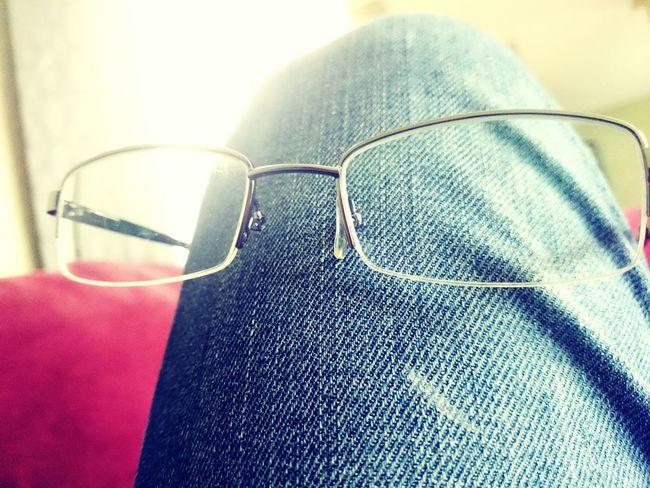 Glasses Foureyes Relaxing Baboseando Anonymous Brand pasando el rato...