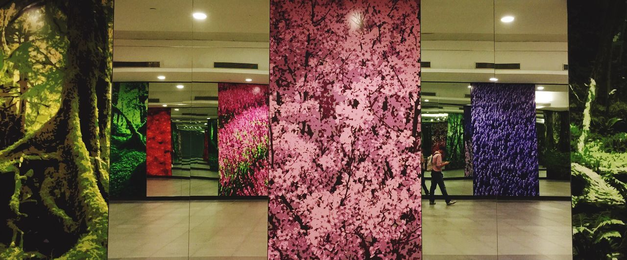 Metro Station Streetphotography Travel Destinations Travel Southeast Asia ASIA Mirror Life Walking Showcase March Everything In Its Place Perspective Loop Infinity IPhoneography The Street Photographer - 2016 EyeEm Awards