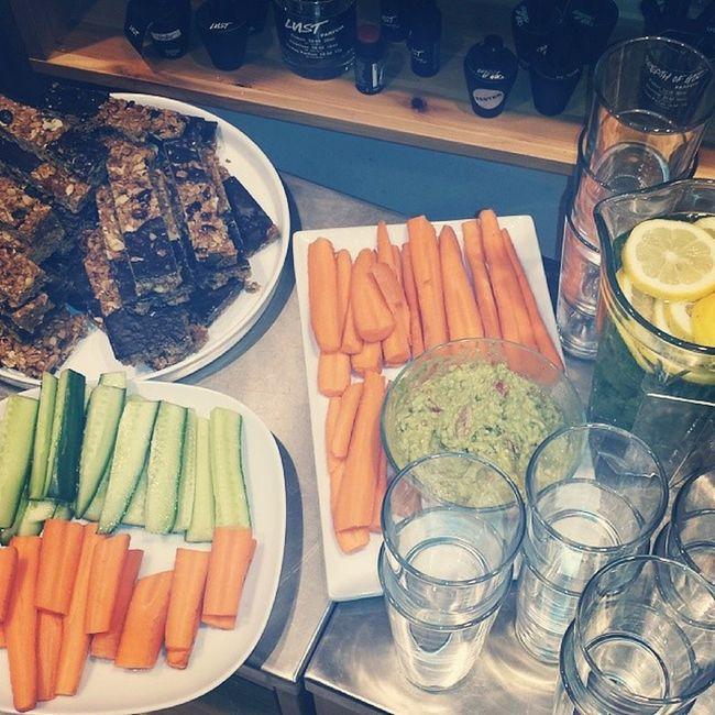Yummy & Vegan Lushevent Lush Bloggerevent Bblogger beautyblogger bblogger blogger foodpic foodshare vegan