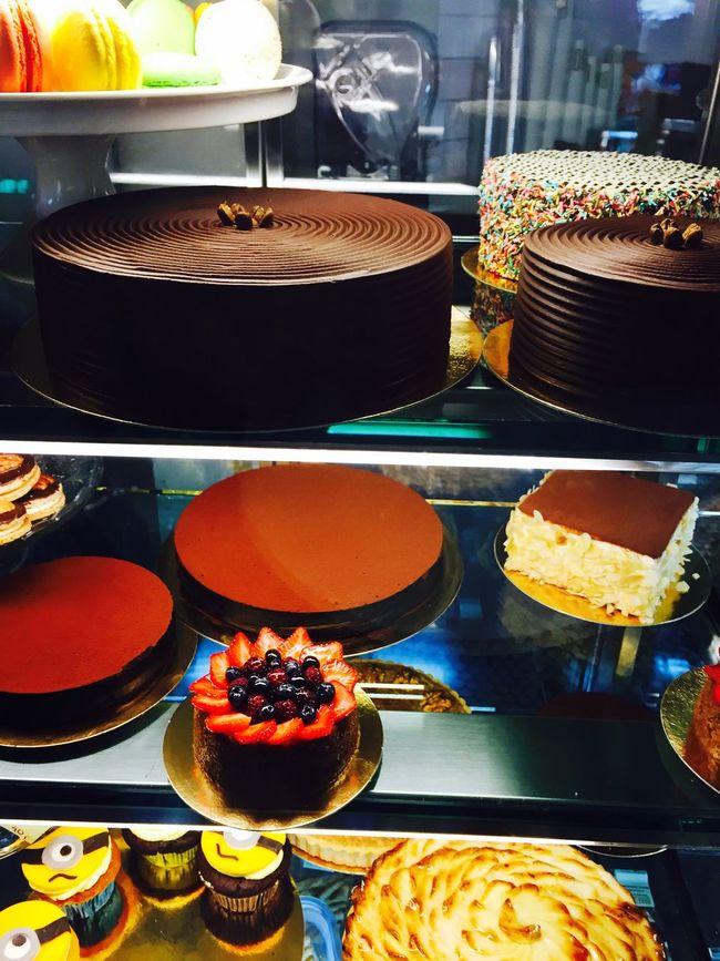 Prague Dessert Chocolate Cake