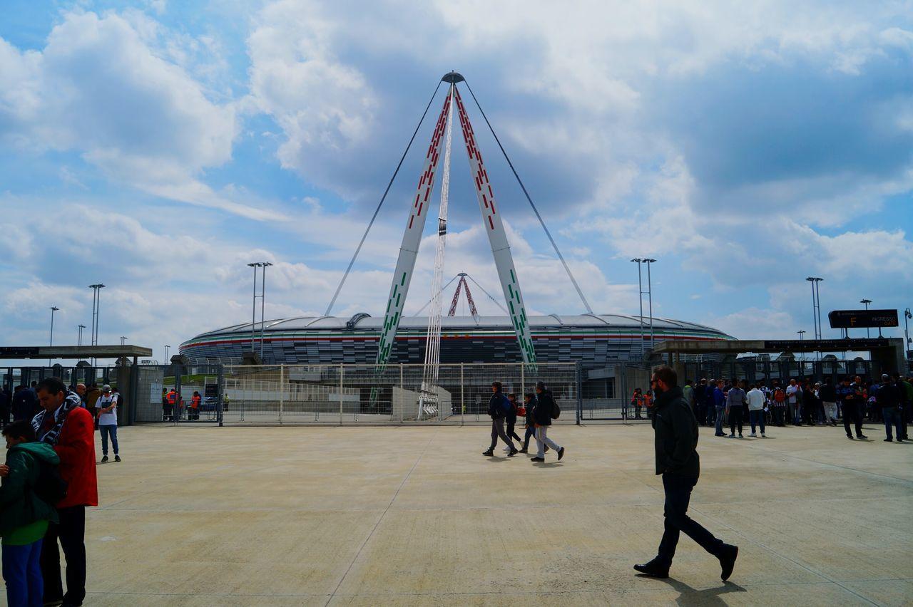 Juventusstadium Torino ❤ JuventusFC Footballislife JuvePalermo