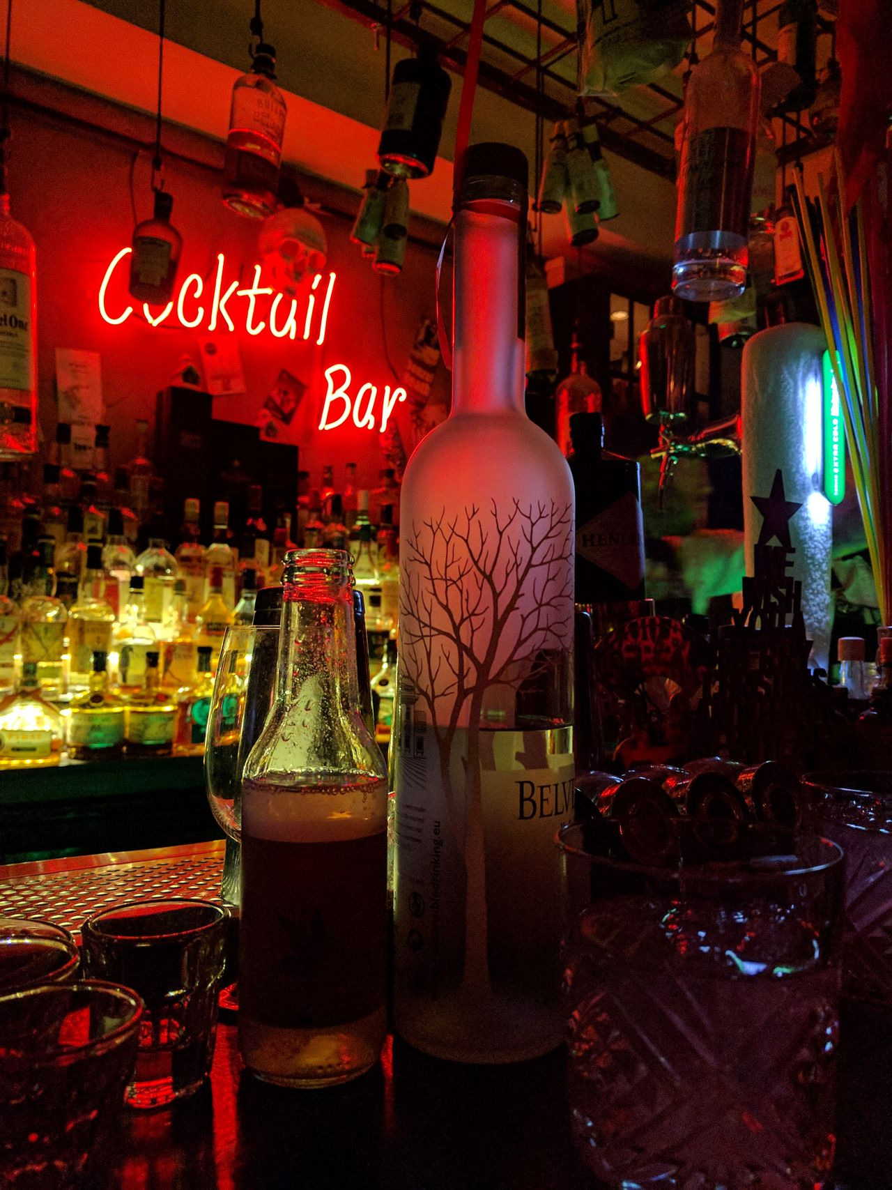 Club Night Baristas Cocktail Barnight Belveder Drink Cocktailbar