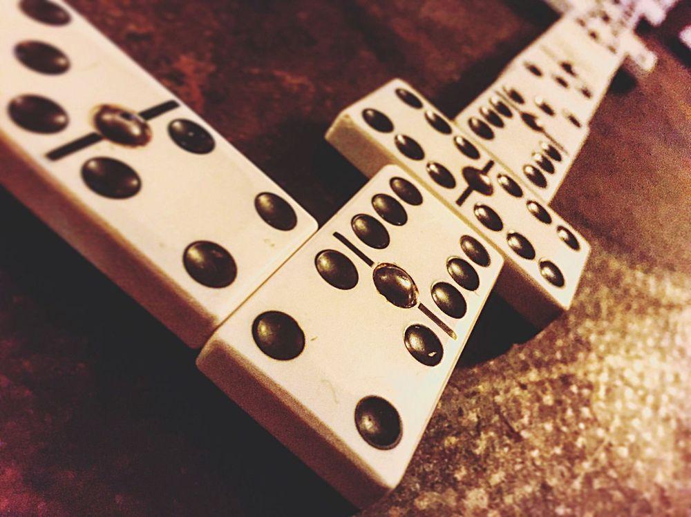 Domino Game Gamer Houses WINNING!! Lucky JustMe