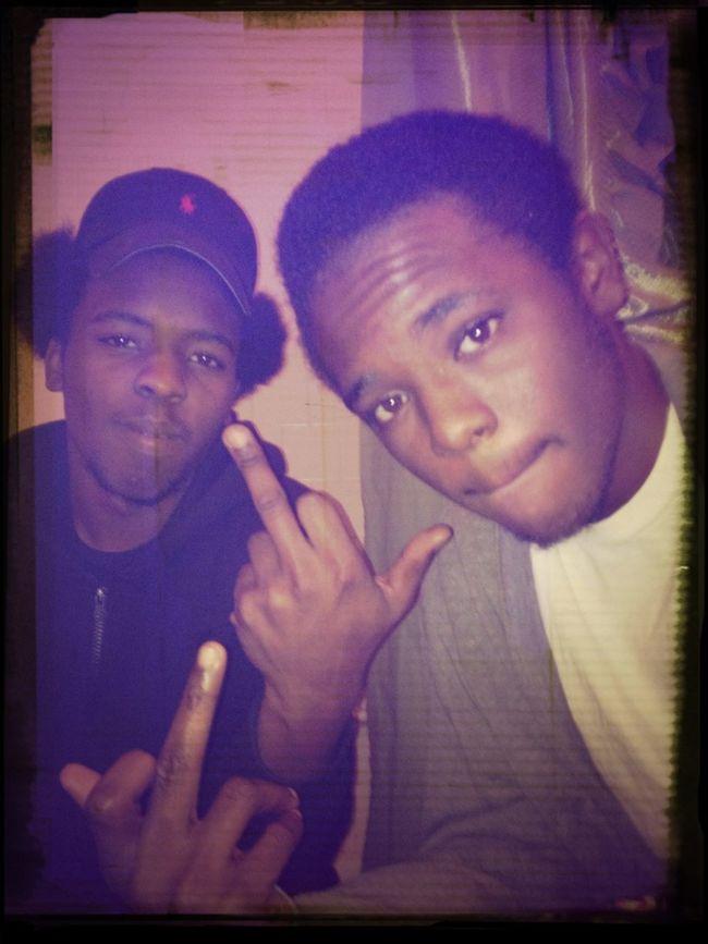 Niggahs Be SmackHeem!!!