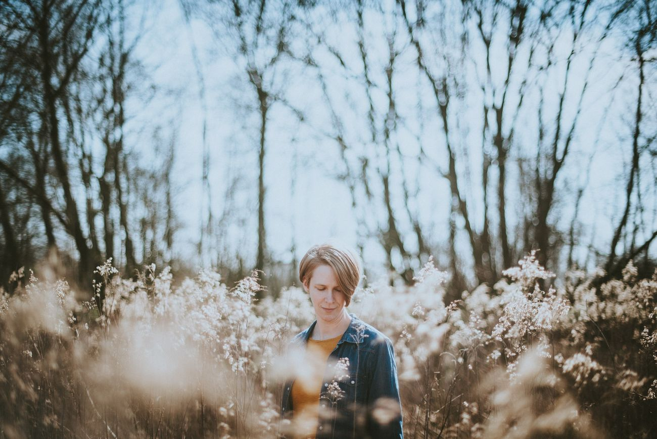 from the first warm days of spring Portrait Field Girl Sunshine Spring The Portraitist - 2016 EyeEm Awards
