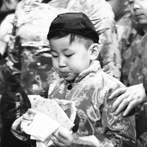 Capodanno cinese China China New Year Boy Girls People Day Close-up Outdoors