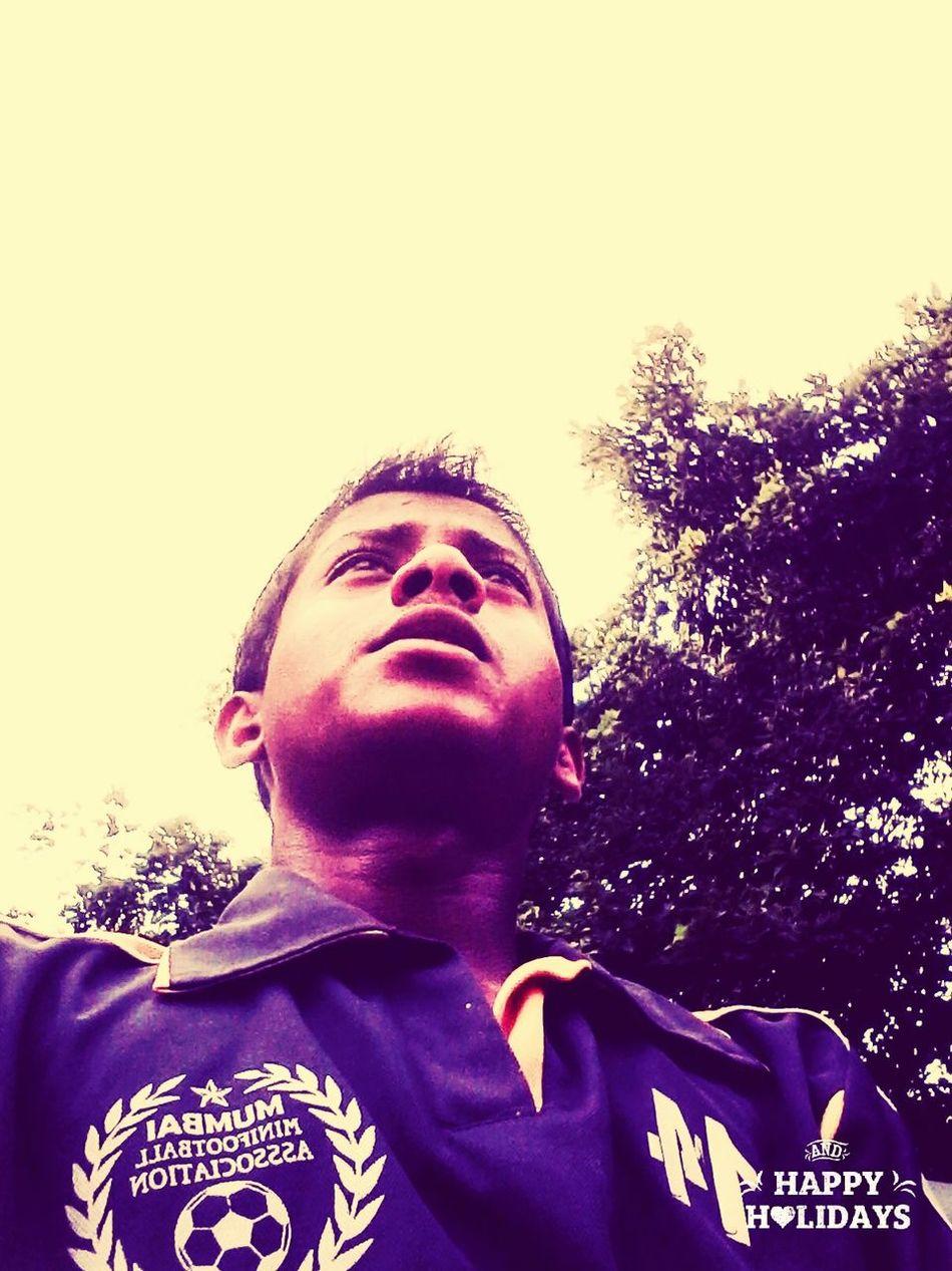 Voetball!!! Enjoying Life