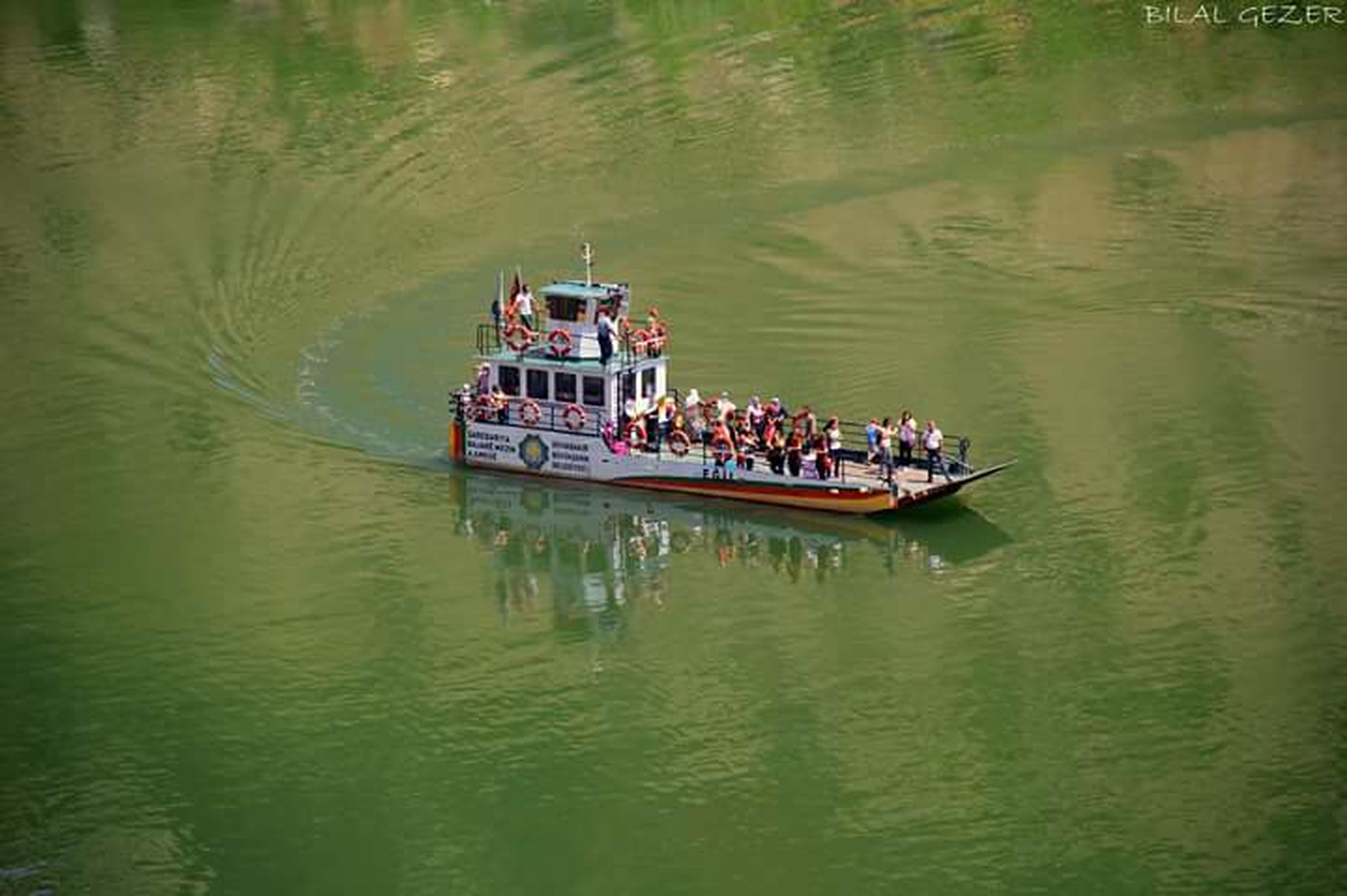 transportation, nautical vessel, mode of transport, water, river, nature, outdoors, real people, day