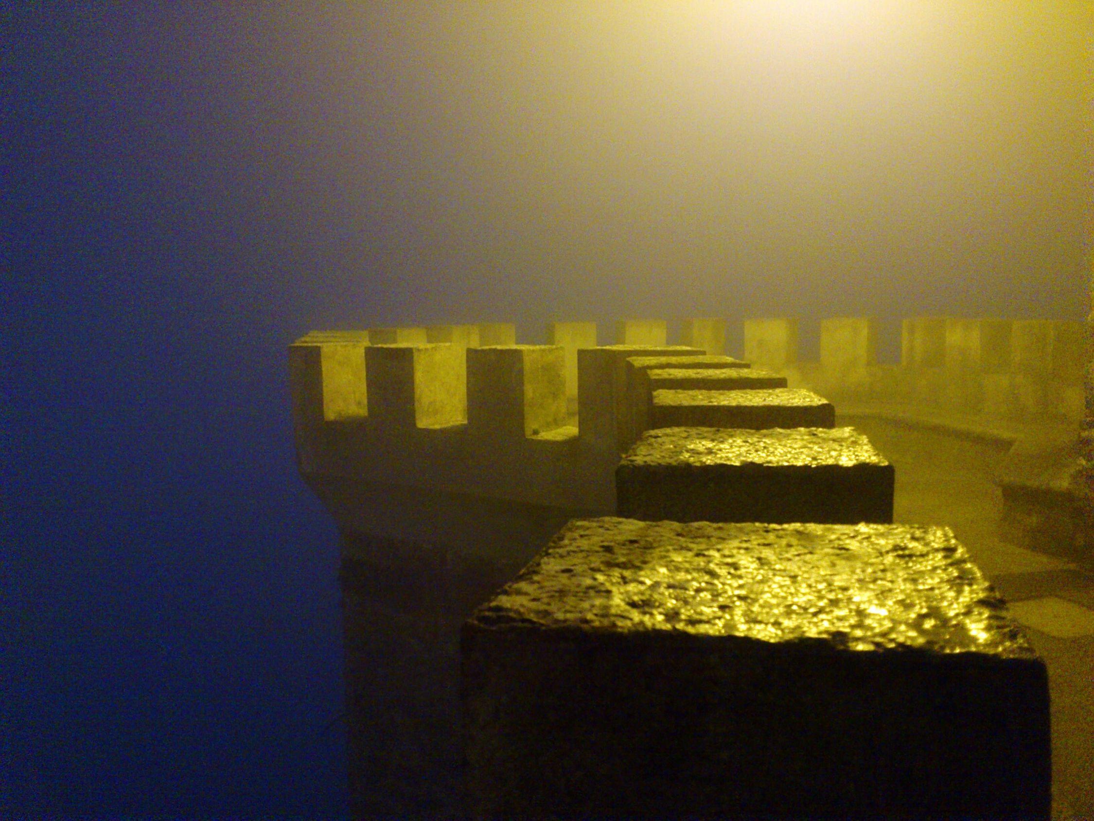 Venere's Castle Merrychristmas❄️ Erice Italia Nightphotography Night Lights EyeEm Gallery Shadows & Lights Aroundtheworld Around Town