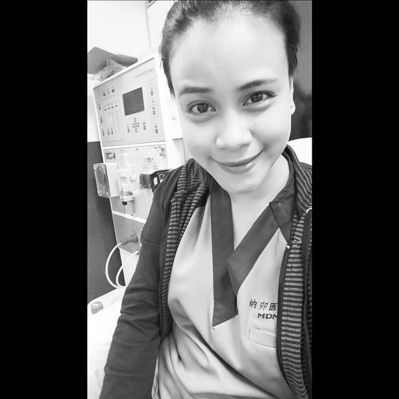 After 16 hours duty!