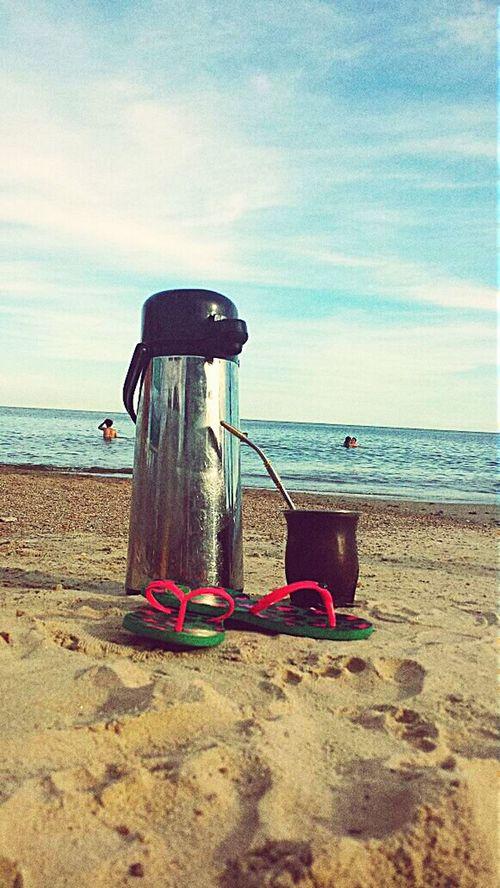 Playa♡ Uruguay♥♥ Playa Del Pocitos Mate Havaianas UY