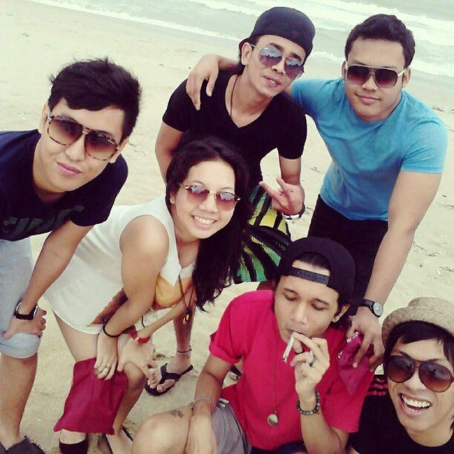 GENPHENOME family trip Pantaibatuburok Terengganu @dazecox Acap Berry Cuki