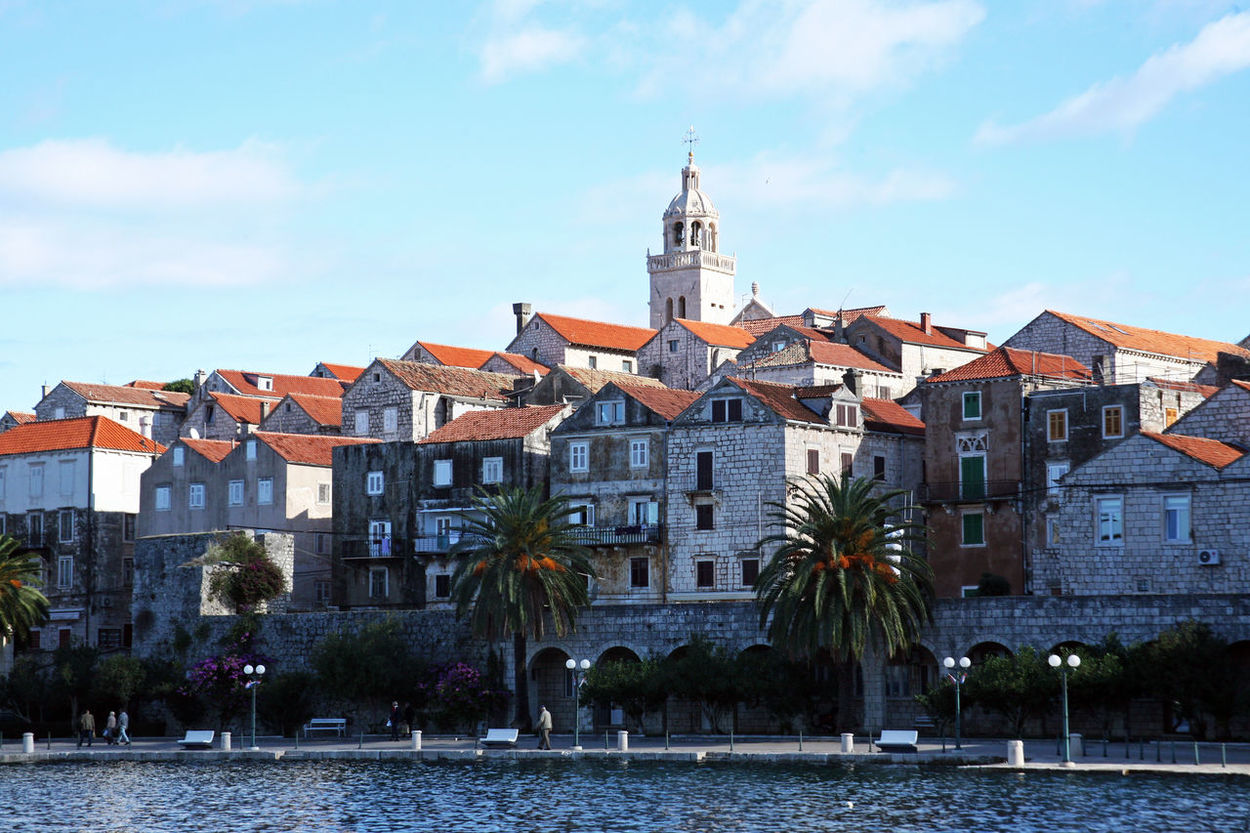 Korcula,details by autumn,Adriatic coast,Croatia,Europe,5 Day No People Outdoors Peljesac
