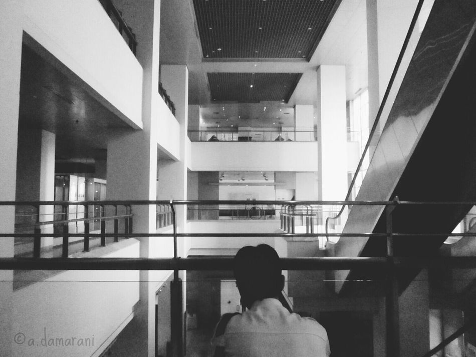 He is Security in this Museum Museumnasional Museum Loveindonesia Jakartacity  Bnw Black And White Collection  Blackandwhite Blackandwhitephotography VSCO The Human Condition