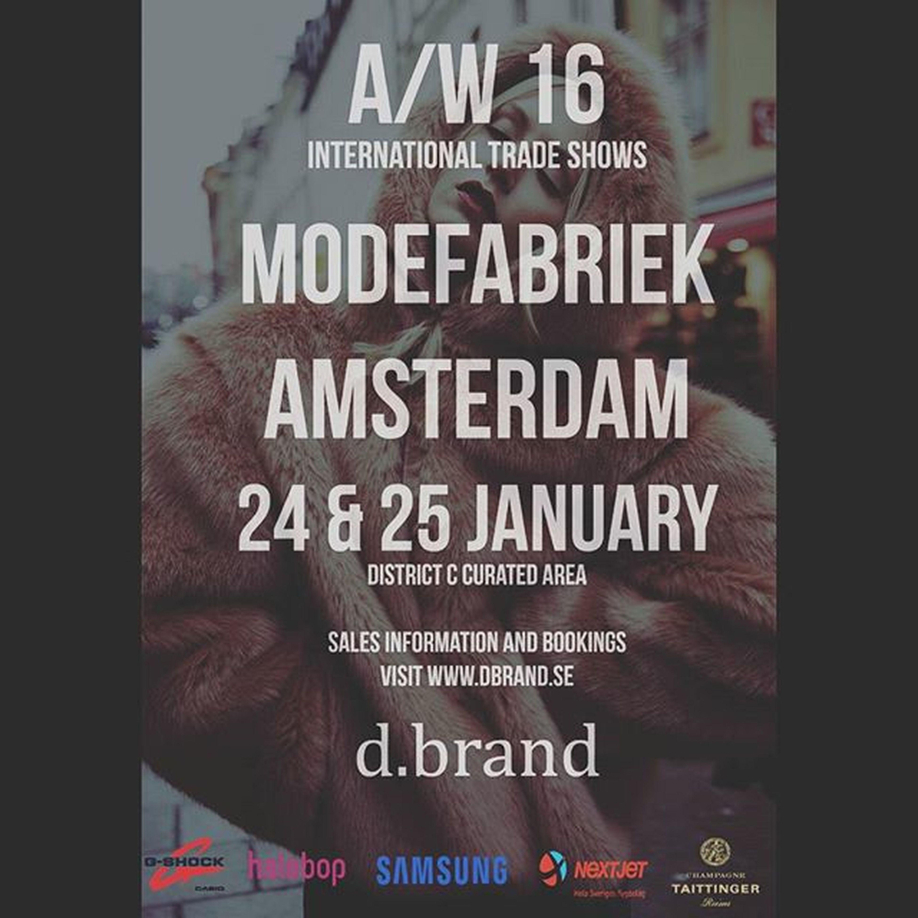 d.brand Fashion fair Amsterdam @modefabriek Dbrand Samsungsverige Taittinger  Galaxys6edge Gshocknordic Halebob Nextjet GerarS2