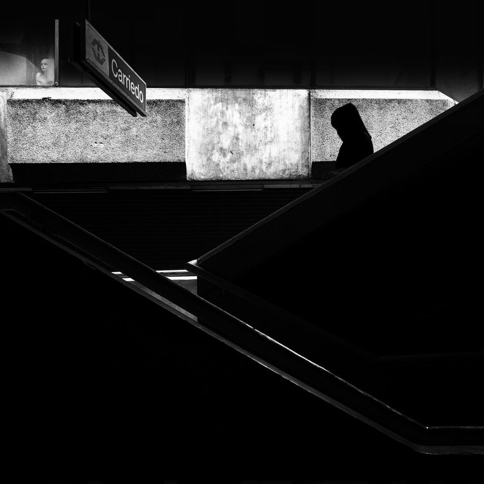 Architecture Built Structure Day EyeEm EyeEm Best Shots EyeEm Gallery Indoors  Mannequin Men One Person People Real People Silhouette Staircase Steps Steps And Staircases