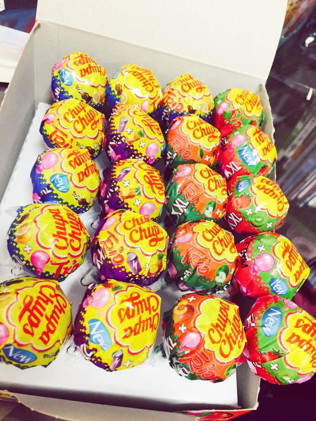 ㅊhupachups Candy Korea
