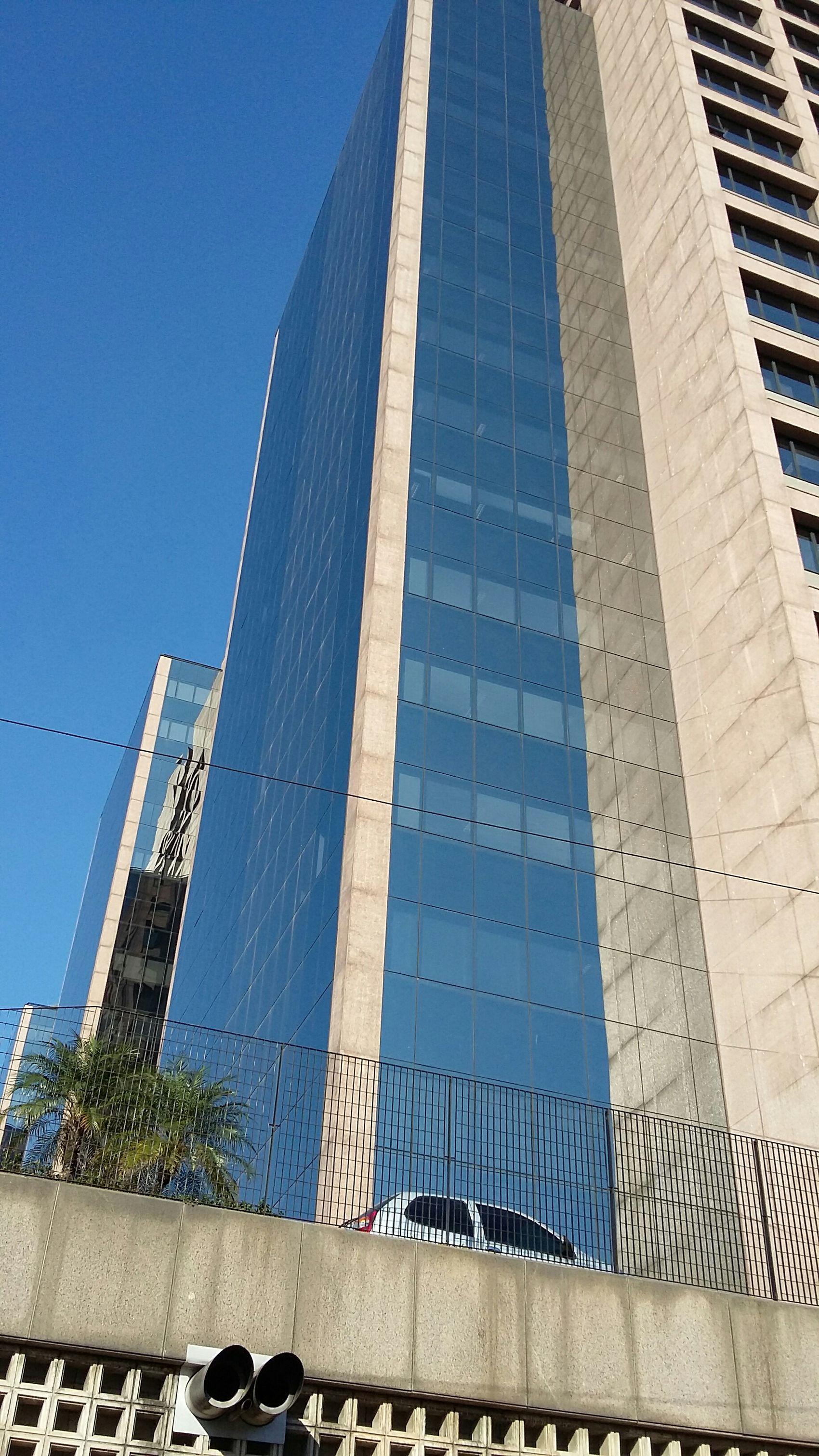 Edifício Street Sao Paulo - Brazil build Buildings & Sky