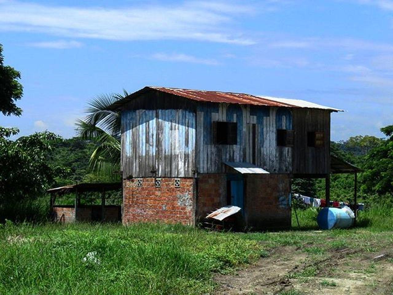 Ustedno Elsureselnorte Mochileros Ecuador Manabí Camino