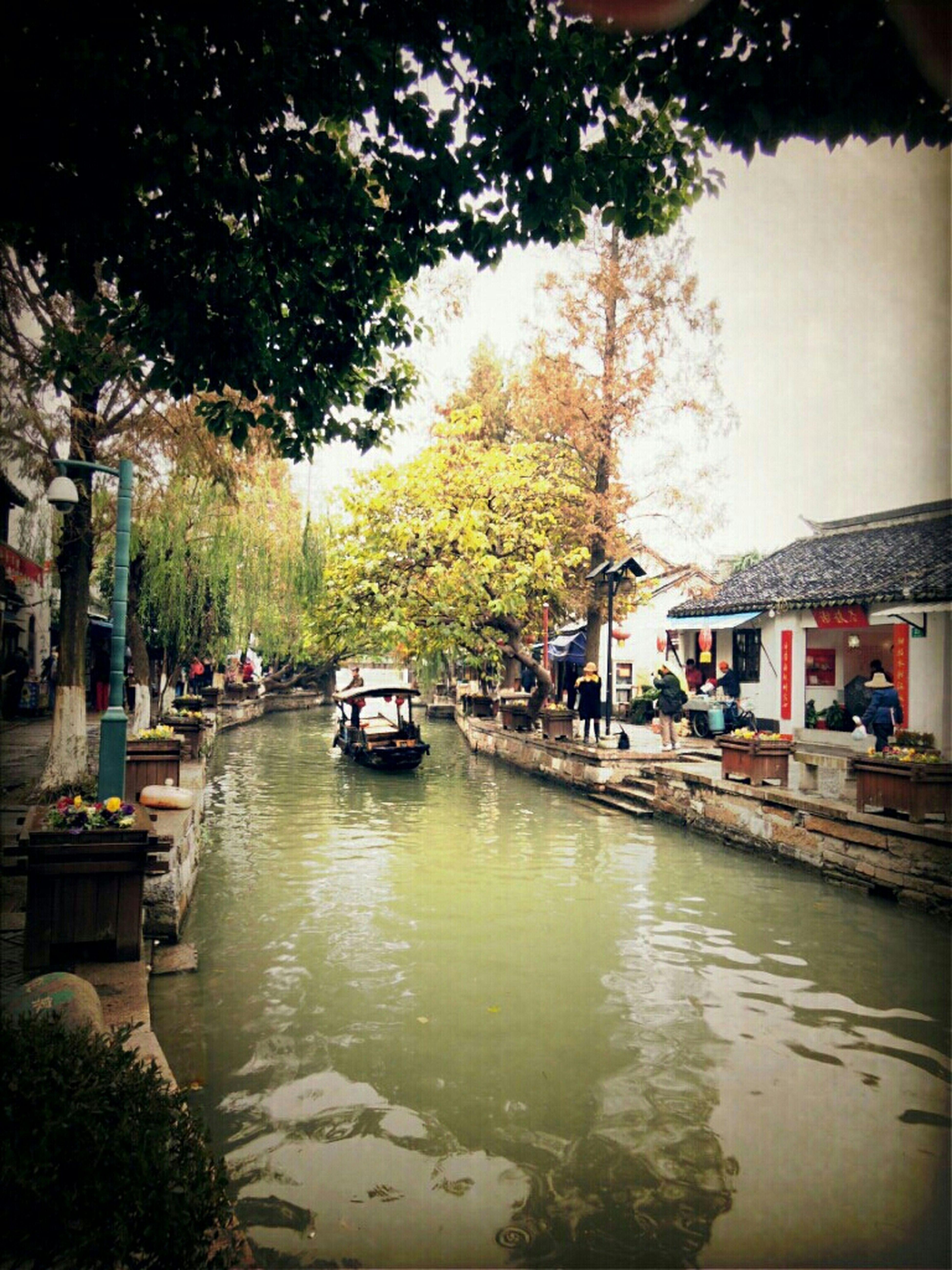 小橋,流水,人家。 Traveling In China