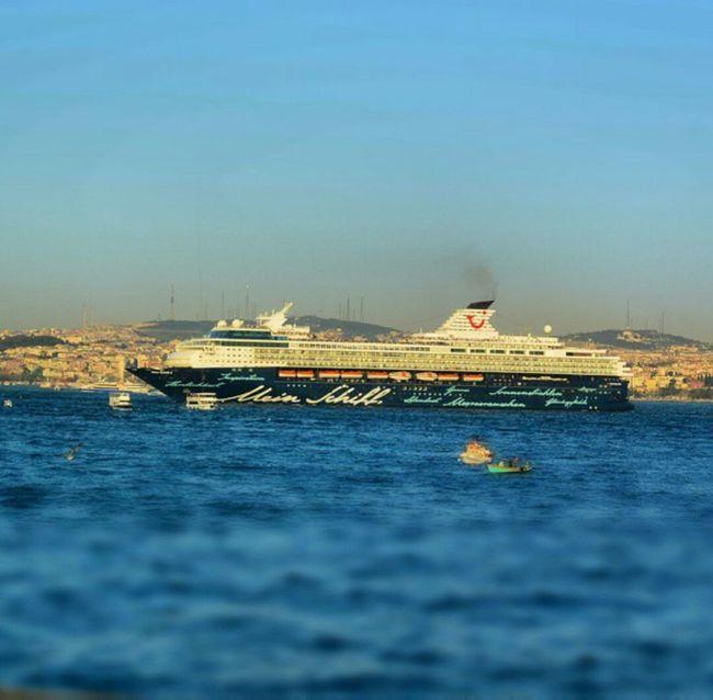 Sea Blue Sky Boat Cruiser Sobig Gigant