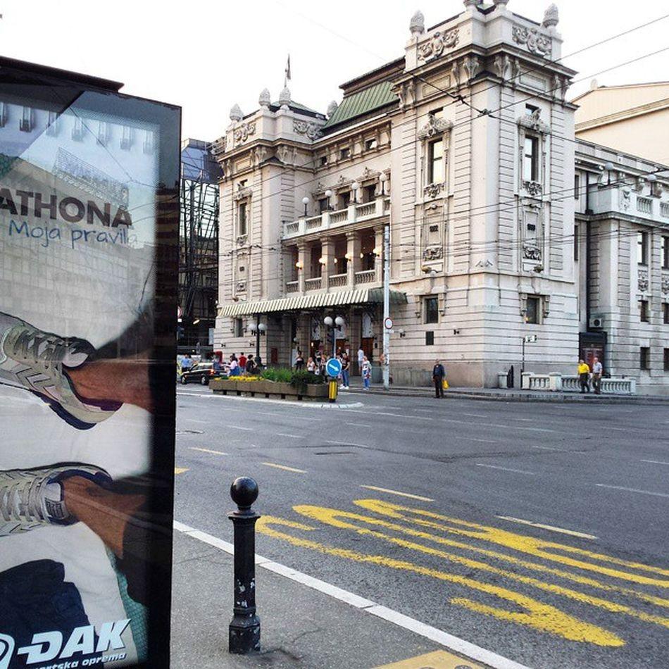 Belgrade Ig_bgd Ig_belgrade Narodnopozoriste Streetshot Streetsofbelgrade Streetphotographer