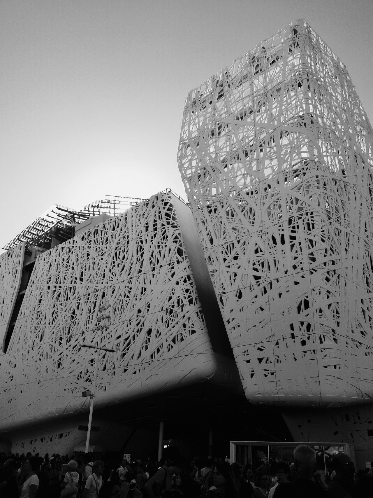 Expo 2015, Italy. Architecture Archistar Padillion Building Palace Nest Expo 2015 Milan Italy Minimalist Architecture
