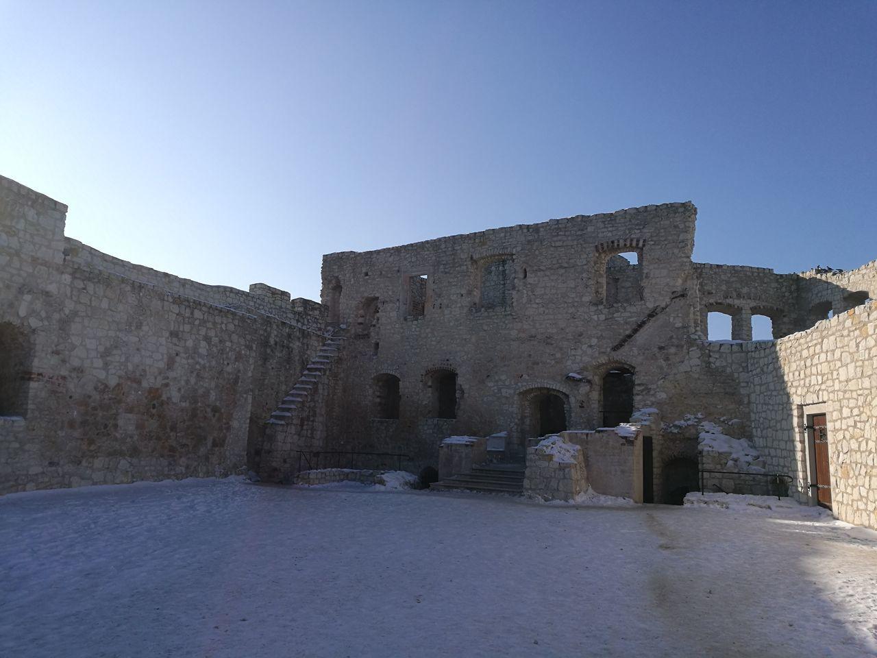 History Castle Ruin